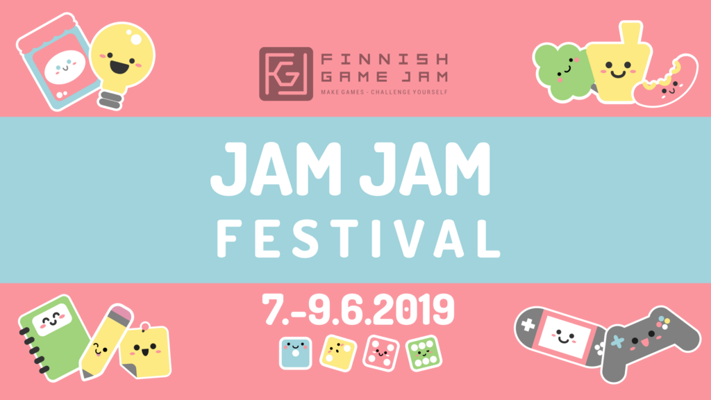 Finnish Game Jam